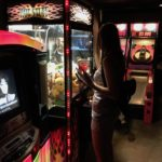 Arcade games, pool, pinball and jukebox