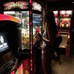 Arcade games, pool, pinball and jukebox
